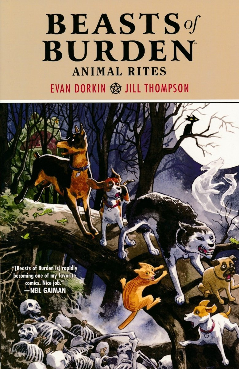 BEASTS OF BURDEN ANIMAL RITES TP (Oferta ekspozycyjna)