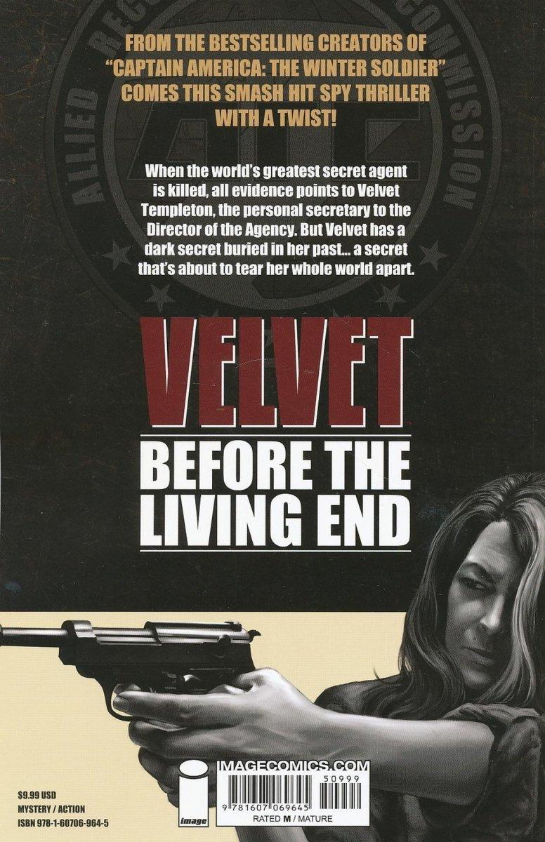 VELVET VOL 01 BEFORE THE LIVING END SC (Oferta ekspozycyjna)