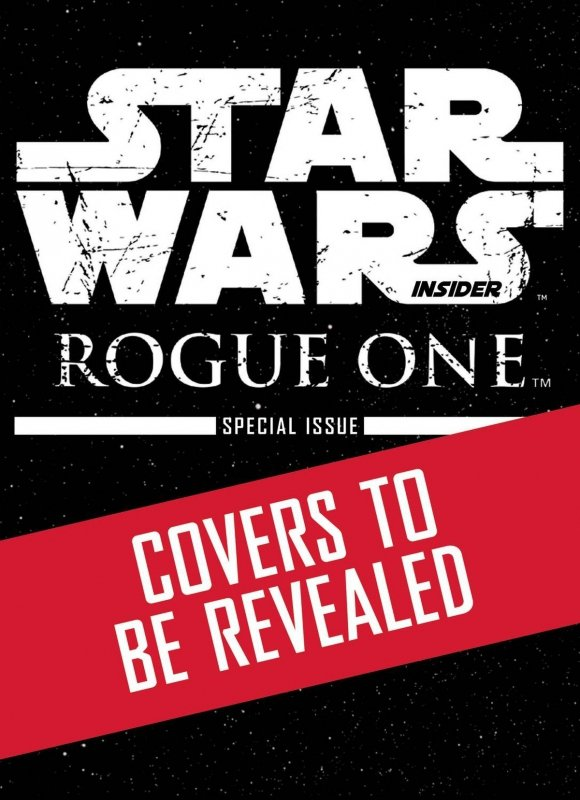 STAR WARS INSIDER #170 NEWSSTAND ED