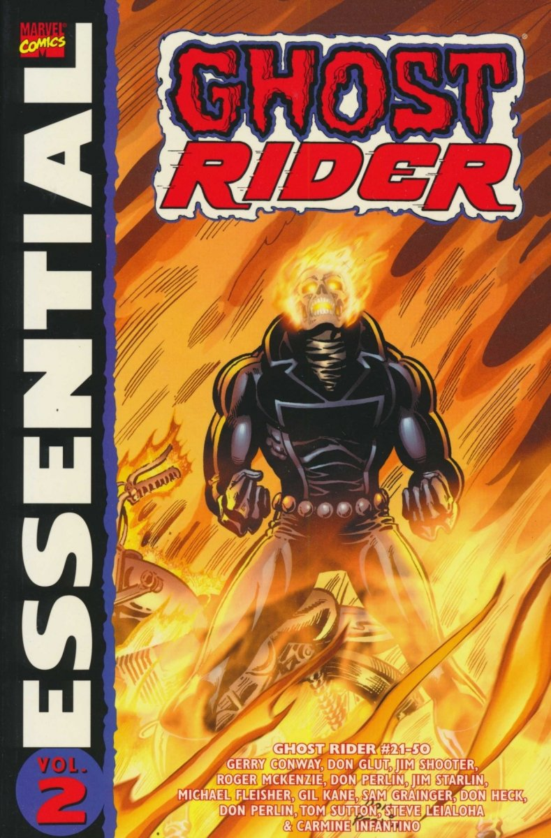 ESSENTIAL GHOST RIDER TP VOL 02