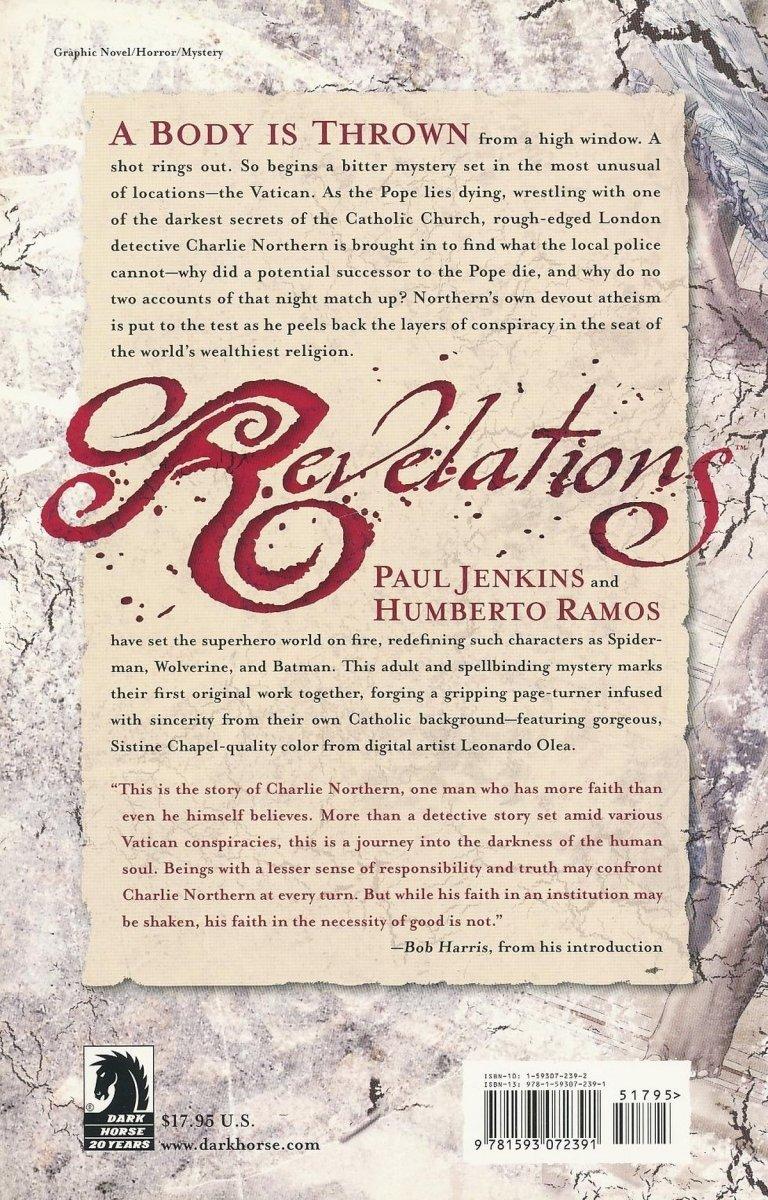 REVELATIONS TP