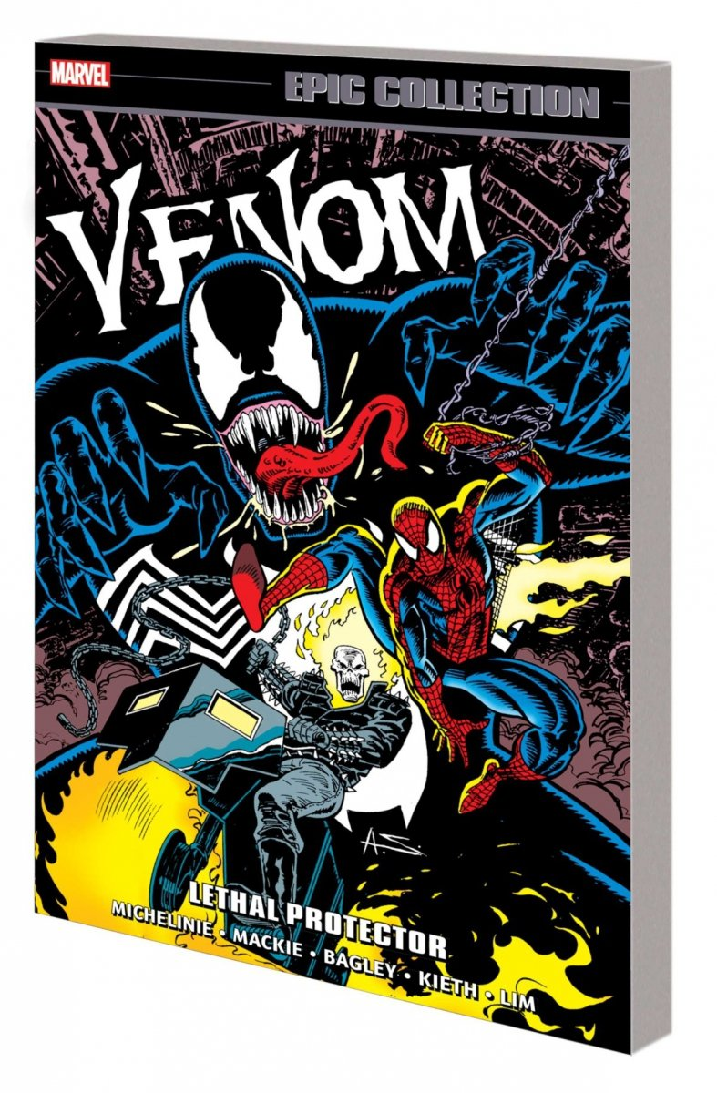 VENOM EPIC COLLECTION TP LETHAL PROTECTOR
