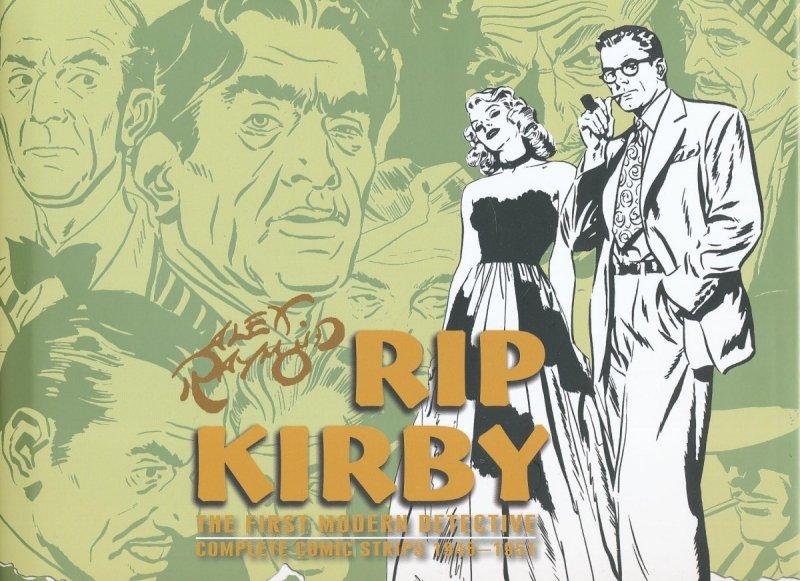 RIP KIRBY HC VOL 02 (Oferta ekspozycyjna)