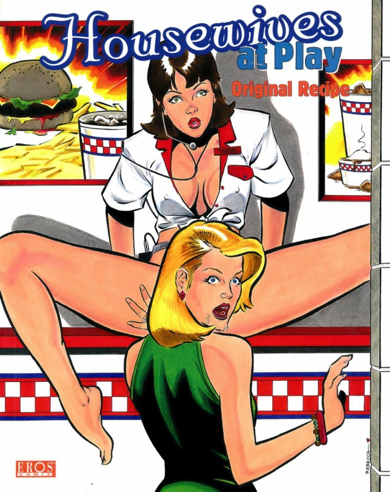 HOUSEWIVES AT PLAY ORIGINAL RECIPE GN