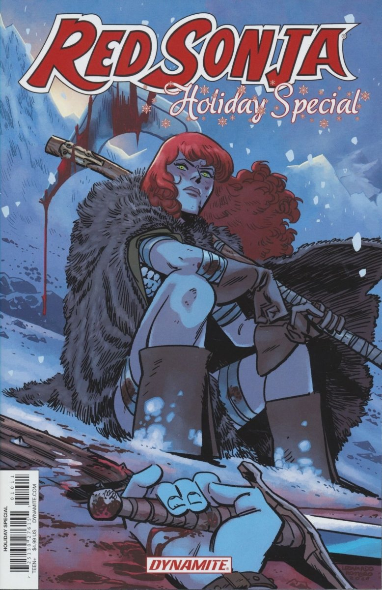 RED SONJA HOLIDAY SPECIAL
