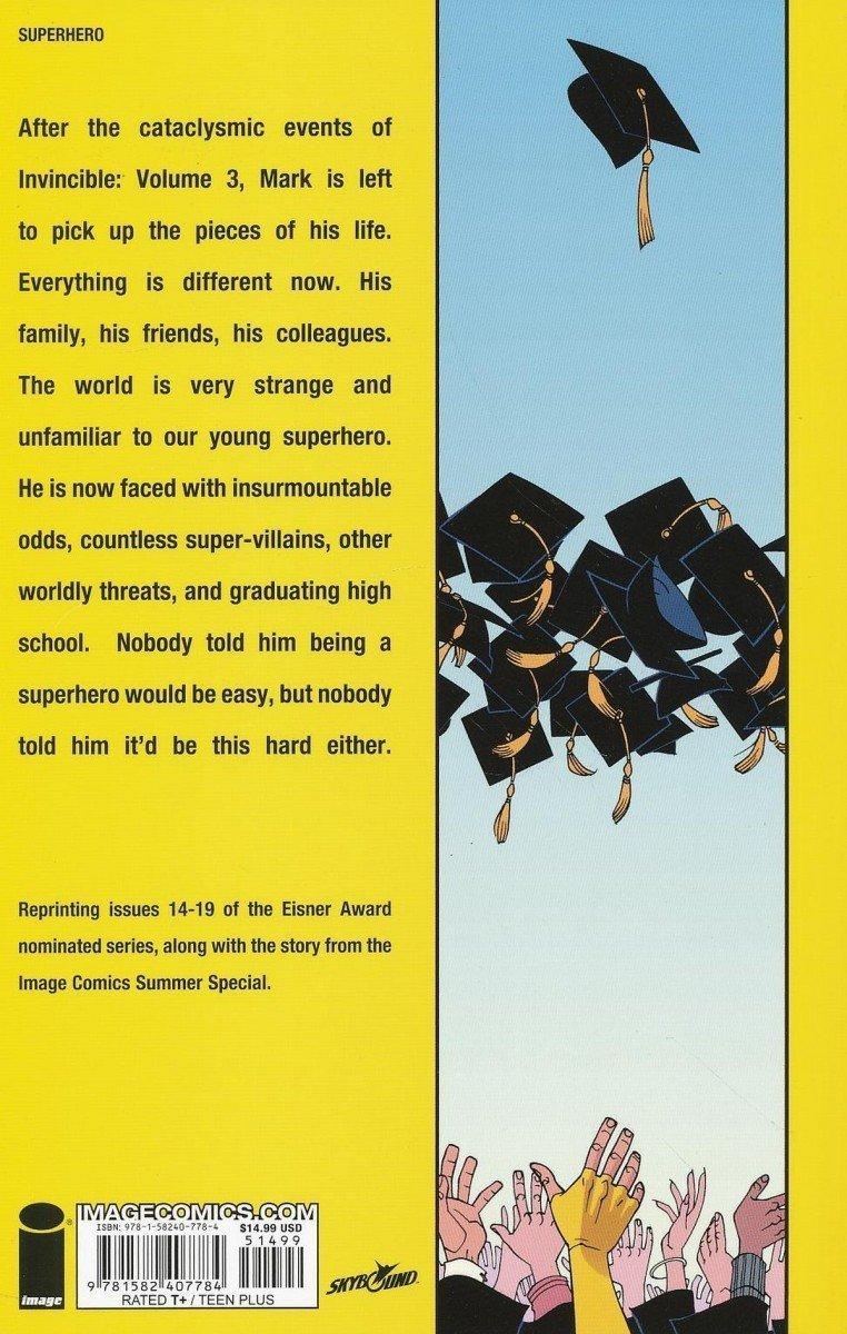 INVINCIBLE VOL 04 HEAD OF THE CLASS SC (NEW EDITION)