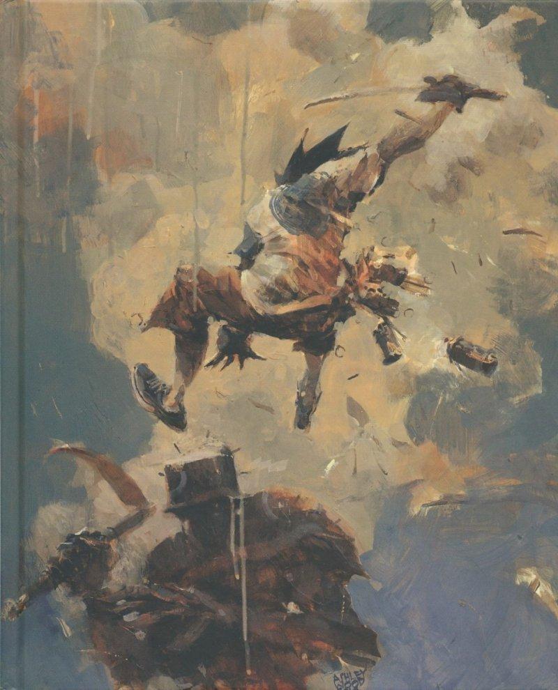 ART OF TOMORROW KINGS HC (Oferta ekspozycyjna)