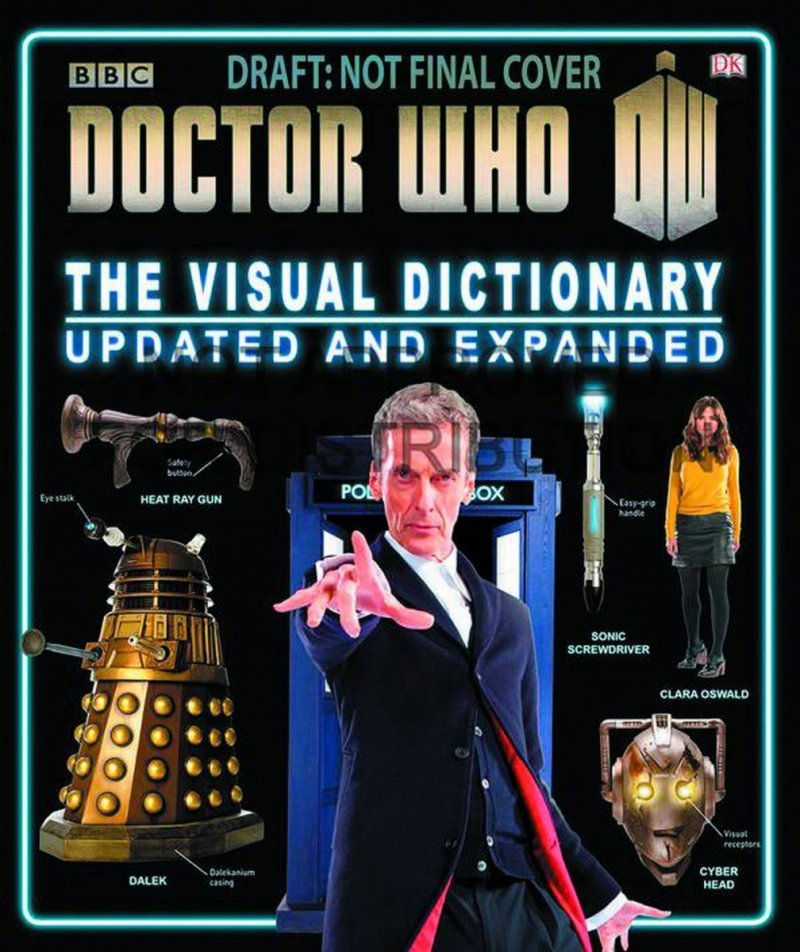 DOCTOR WHO VISUAL DICTIONARY UPDATED EXPANDED HC