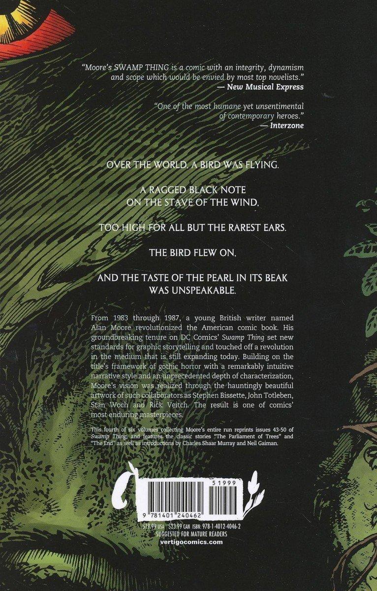 SAGA OF THE SWAMP THING VOL 04 SC (Oferta ekspozycyjna)