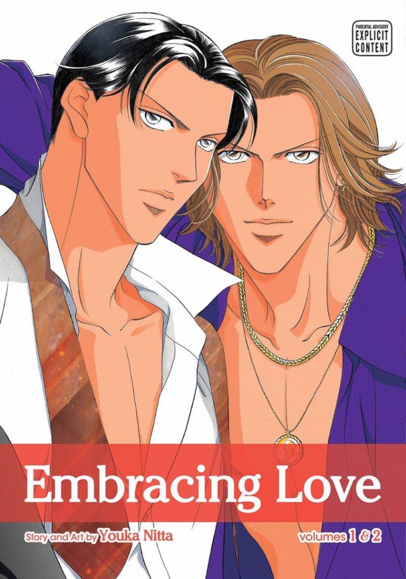 EMBRACING LOVE 2IN1 GN VOL 01