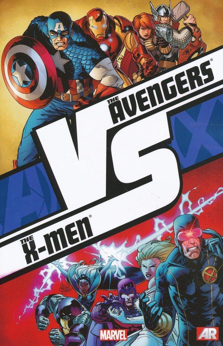 AVENGERS VS X-MEN TP VS AVX (Oferta ekspozycyjna)