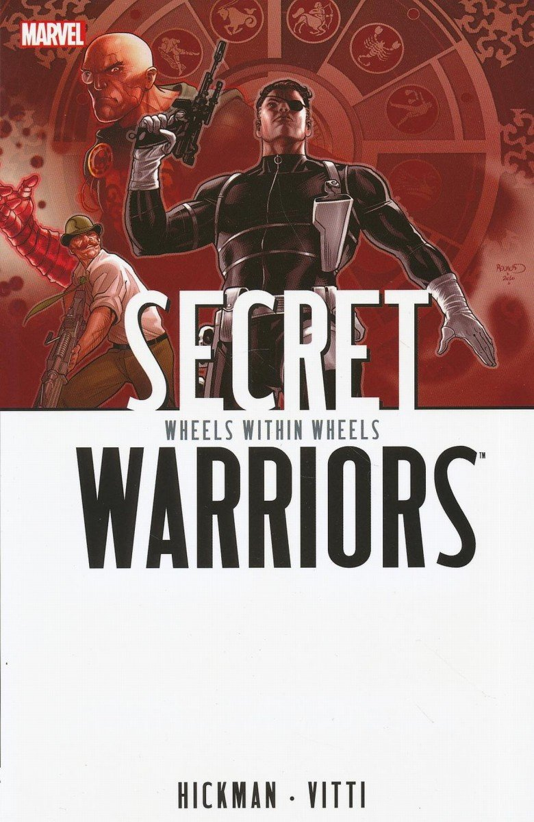 SECRET WARRIORS TP VOL 06 WHEELS WITHIN WHEELS (Oferta ekspozycyjna)