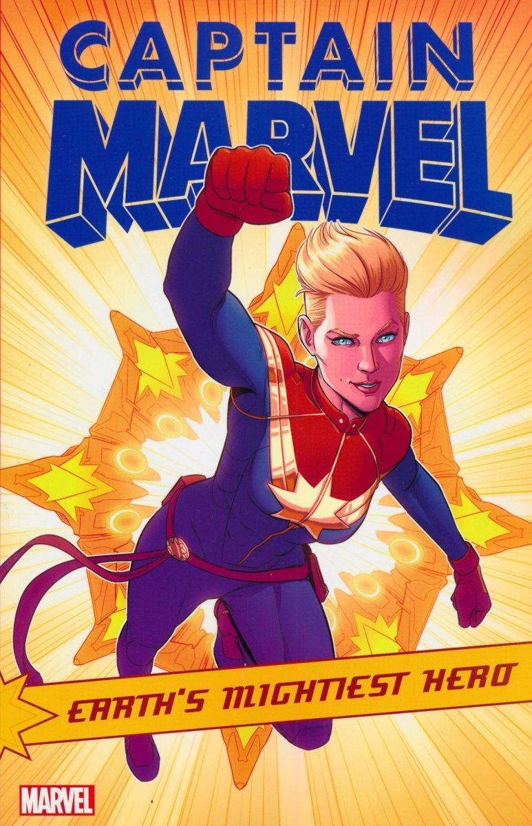 CAPTAIN MARVEL EARTHS MIGHTIEST HERO TP VOL 05