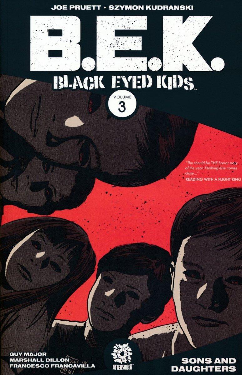BLACK-EYED KIDS VOL 03 SONS AND DAUGHTERS SC (Oferta ekspozycyjna)