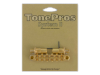 Mostek tune-o-matic TONEPROS T3BT 6,3mm (GD)