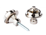 DUNLOP Strap Lock Traditional Design (nikiel)