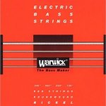 Struny WARWICK 46210 (40-100) Nickel Plated Steel