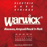 Struny do basu 5str WARWICK Stain. Steel (40-130)