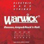 Struny do basu WARWICK Nickel Plated (30-90)