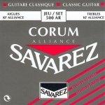 Struny do klasyka SAVAREZ Corrum i Alliance 500 AR