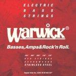 Struny do basu 5str WARWICK Stain. Steel (45-135)