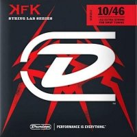 DUNLOP Kerry King Icon Series Signature Strings (10-46 +52)