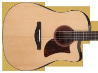 Gitara elektro-akustyczna IBANEZ AAD170CE-LGS