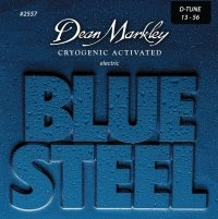 Struny DEAN MARKLEY 2557 Blue Steel (13-56)