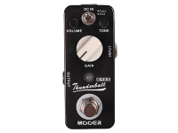 MOOER MOD-3 Thunderball Bass Fuzz & Distortion