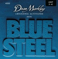 Struny DEAN MARKLEY 2552 Blue Steel (09-42)