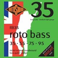 Struny ROTOSOUND Roto Bass RB35 (35-95)