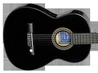 Gitara klasyczna 4/4 EVER PLAY Taiki TC-901 (BKMT)