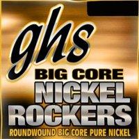 Struny GHS Big Core Nickel Rockers (9,5-43)
