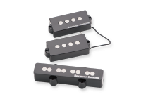 SEJMOUR DUNCAN Quarter Pound PJ Bass Set (BK)