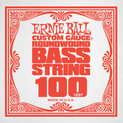 Struna do basu ERNIE BALL Slinky Nickel 100w