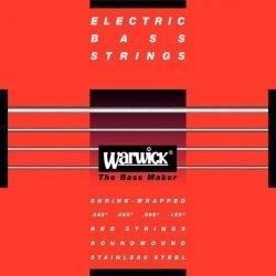 Struny WARWICK 42230 (35-95) Stainless Steel