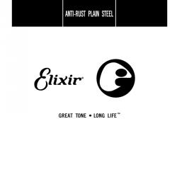 Struna ELIXIR NanoWeb Anti-Rust 010