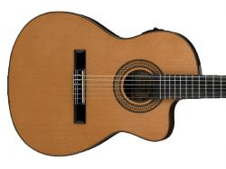 Gitara elektro-klasyczna IBANEZ GA5TCE (AM)