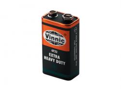 Bateria 9V Extra Heavy Duty