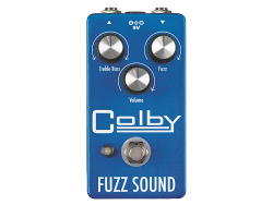 EARTHQUAKER DEVICES Colby Park Fuzz Re-Issue
