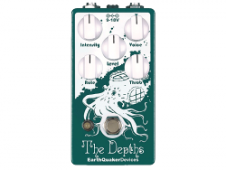 EARTHQUAKER DEVICES The Depths Optical Vibrato
