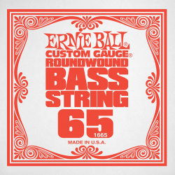 Struna do basu ERNIE BALL Slinky Nickel 065w