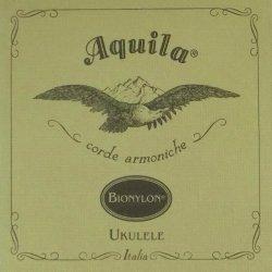 Struny do Ukulele AQUILA BioNylon Tenor LowG