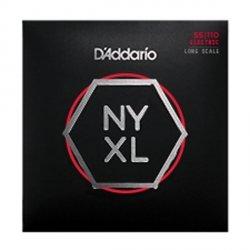 Struny D'ADDARIO Nickel Wound NYXL (55-110)