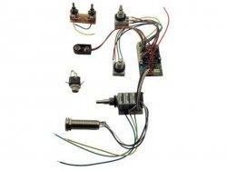 3-pasmowy equalizer MEC do basu Streamer LX Ltd '08 M 60056 leworęczny