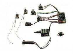 3-pasmowy equalizer MEC do basu Corvette NT Ltd 2010 M 60065