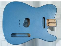 Korpus do gitary VPARTS TE-1G (MBL)