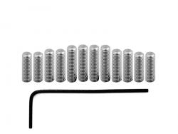 Calowe śrubki regulacji siodełek VPARTS SSI-1G