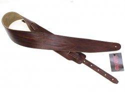 Pasek skórzany RALI Classic 06 21 (brązowy)