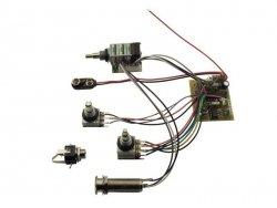 3-pasmowy układ korekcji MEC do aktywnych przetworników 9V M 60023-09 leworęczna